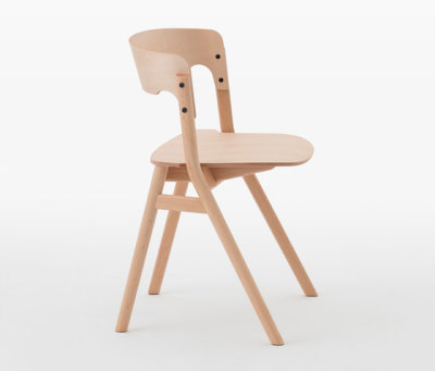 Sally Chair Natural by Meetee