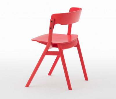 Sally Chair Red by Meetee