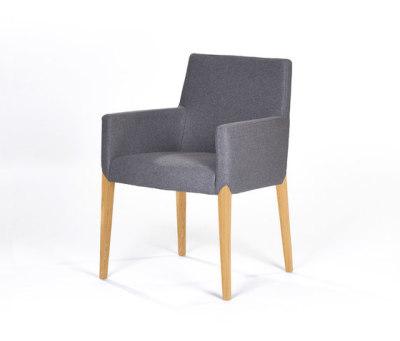 Salotto armchair by Lambert