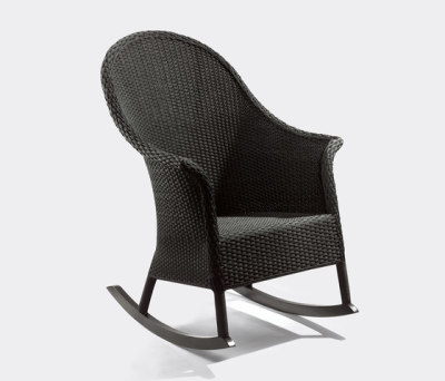 San Remo rocking chair by Lambert