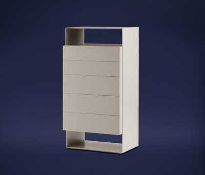 Sanya Chest of drawers by Flou