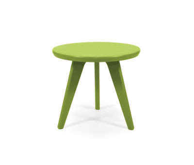 Satellite End Table round 18 by Loll Designs