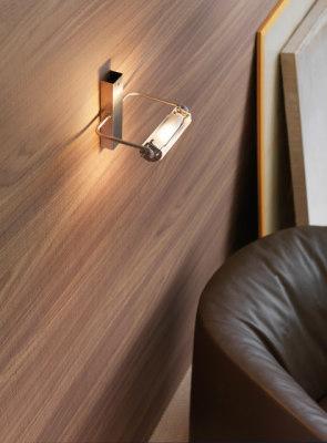 Scintilla Wall lamp by FontanaArte