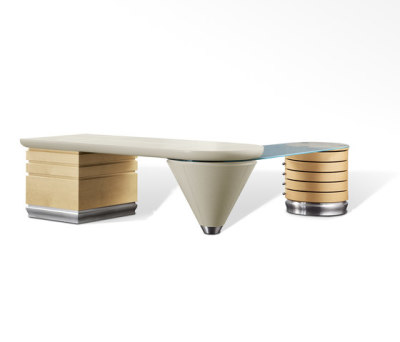 Scriptor Executive Desk by Giorgetti