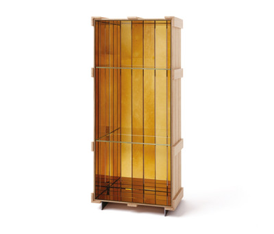 Shelf Crate 24. by Antique Mirror