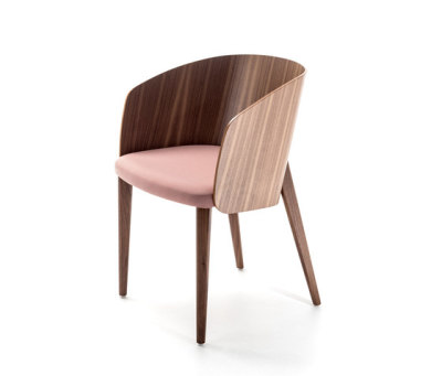 Shell Armchair by Bross