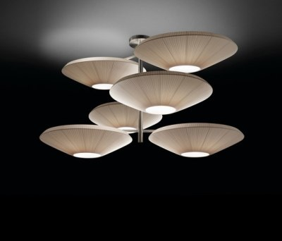 Siam pendant lamp 6 Luces by BOVER
