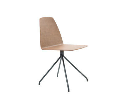 Sila Chair Trestle by Discipline