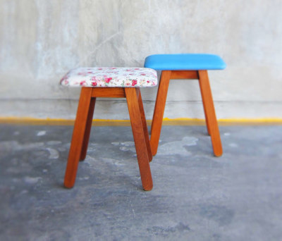 SIM Soft Stool by TAKEHOMEDESIGN