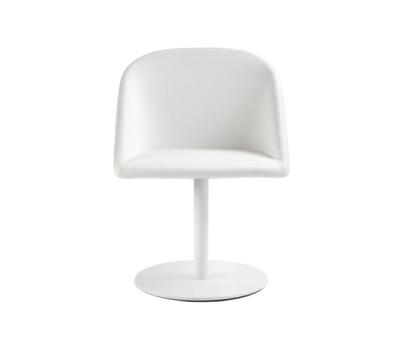 Skype Swivel chair by Giulio Marelli