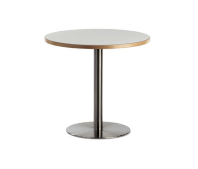 Slim table base 9440-01 by Plank