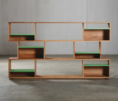 Sly H Shelf by Artisan