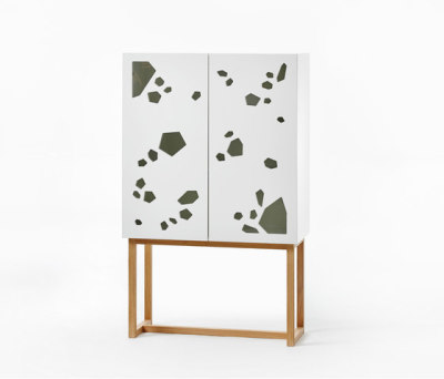 Sneek Peek Cabinet by A2 designers AB