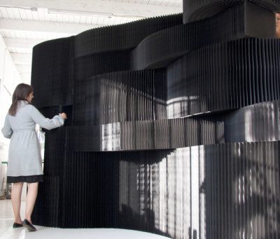 softblock | black paper by molo