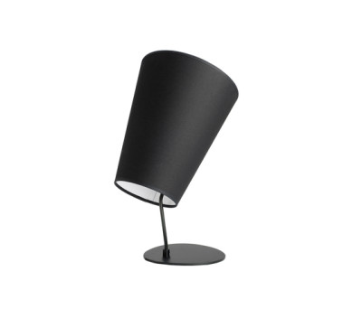 SOIHTU table black by LND Design