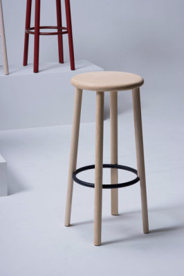 Solo Stool | MC5 by Mattiazzi