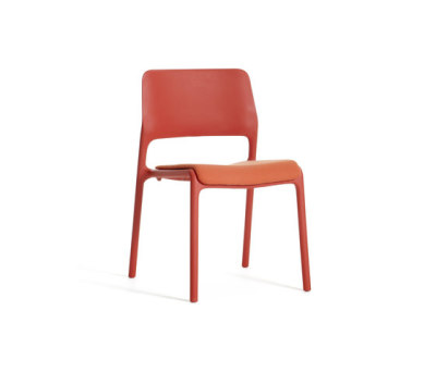 Spark Side Chair Red