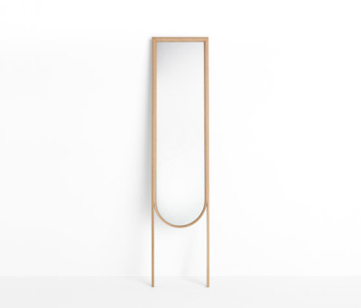 Splinter mirror by Conde House Europe