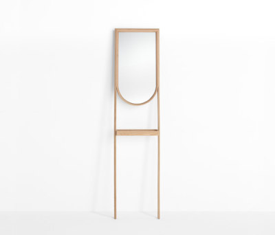 Splinter mirror short by Conde House Europe