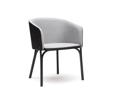 Split Armchair by TON