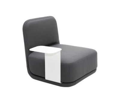 Standby chair medium by Softline A/S