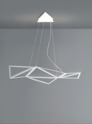 STARLIGHT Suspension lamp by Karboxx