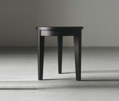 Stewart Night table with a drawer by Meridiani