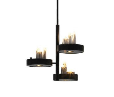 Table d'Amis chandelier by Brand van Egmond