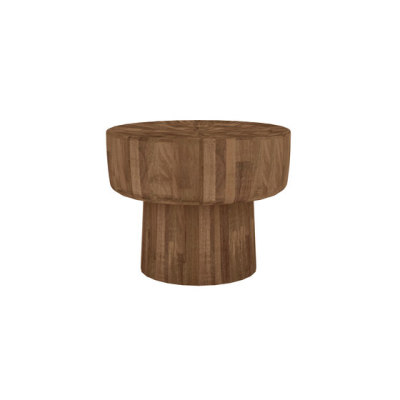 Teak Pop low table by Ethnicraft