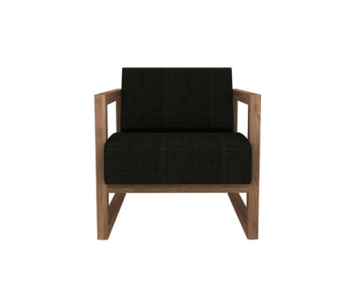 Teak Square Root sofa