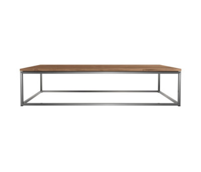 Teak Thin coffee table 150 x 70 x 35 cm