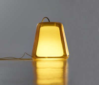 The Lovers Lamp Small by PERUSE