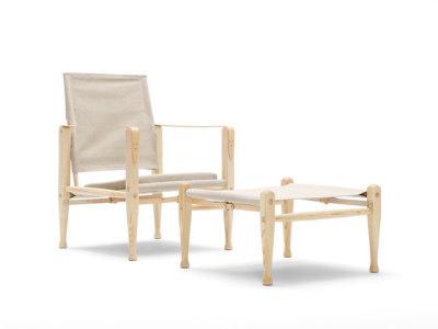 The Safari Chair | Stool by Rud. Rasmussen
