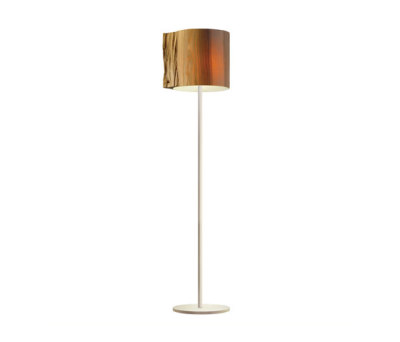 The Wise One White floor lamp by mammalampa
