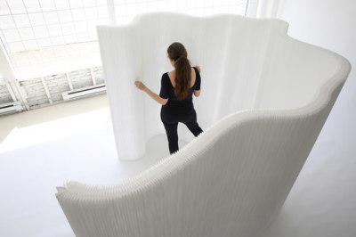 thinwall | white textile by molo