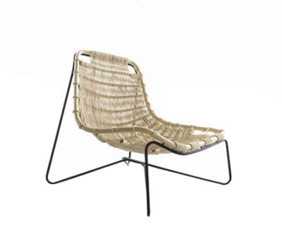 Tina Armchair by Expormim