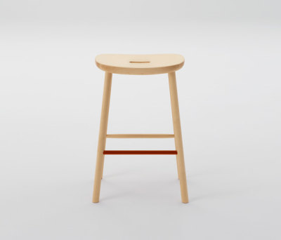 T&O O2 Stool Mid by MARUNI