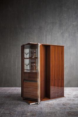 Torri Bar-refrigerator by Flou