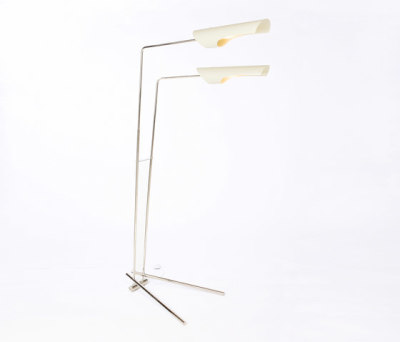 Torroja Standing Lamp No 309 by David Weeks Studio