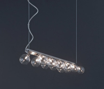 Track Pendant light HL 12 by HARCO LOOR