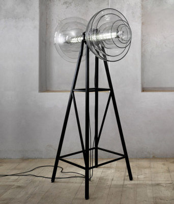 Transmission | Floor Lamp by LASVIT