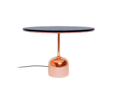 Tray It - Desk Lamp - copper by Stabörd