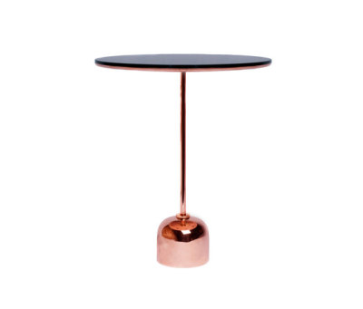 Tray It - Side Table - copper by Stabörd