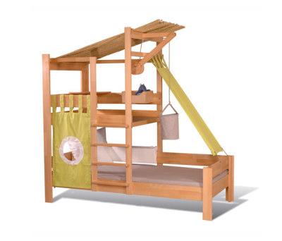 Treehouse Bed by De Breuyn