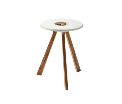 treeO side table by TEAM 7