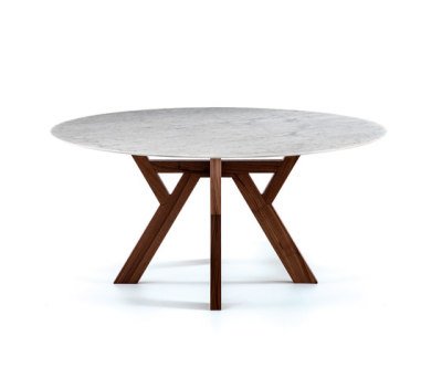 Trigono Table by Bross