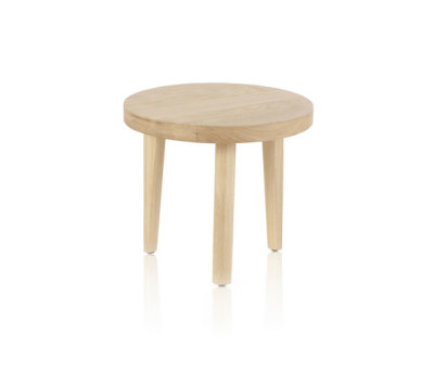 Trio Round coffee table by Expormim