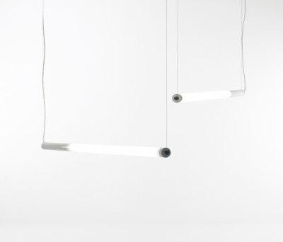 Tube Pendant H by lichtprojekte