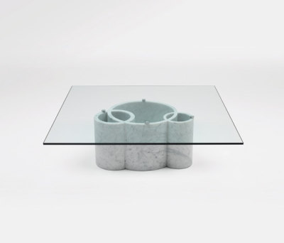 Tube Table by Living Divani