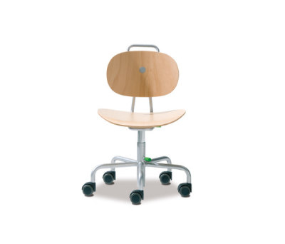 Turtle chair by Lampert